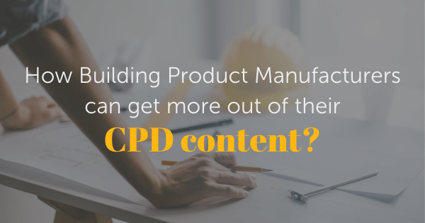 CPD-for-building-product-manufacturers